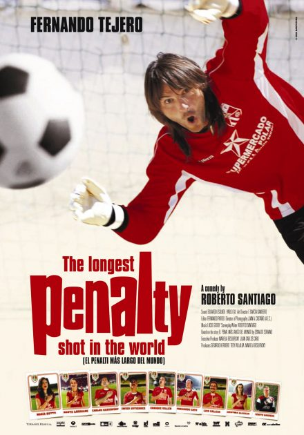 THE LONGEST PENALTY SHOT IN THE WORLD