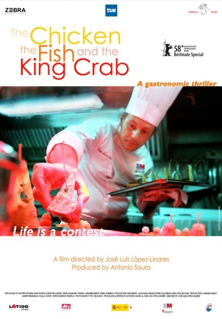 THE CHICKEN, THE FISH AND THE KING CRAB