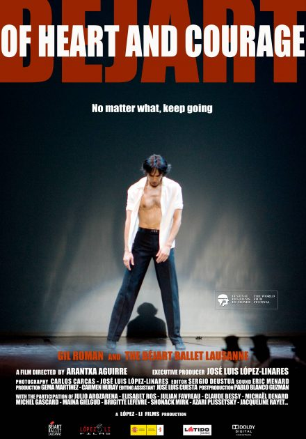 BEJART BALLET LAUSANNE, OF HEART AND COURAGE