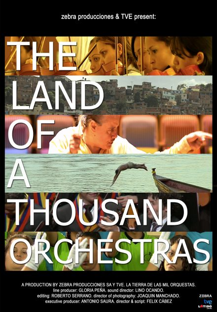 THE LAND OF A THOUSAND ORCHESTRAS