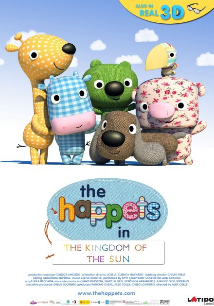 THE HAPPETS IN THE KINGDOM OF THE SUN