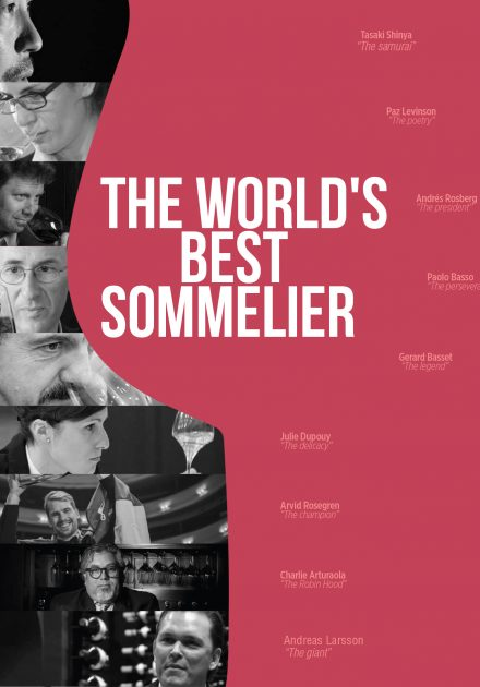 THE BEST SOMMELIER IN THE WORLD