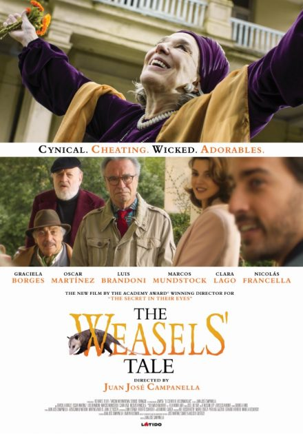 THE WEASELS' TALE