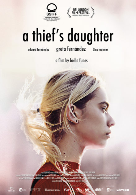A THIEF'S DAUGHTER