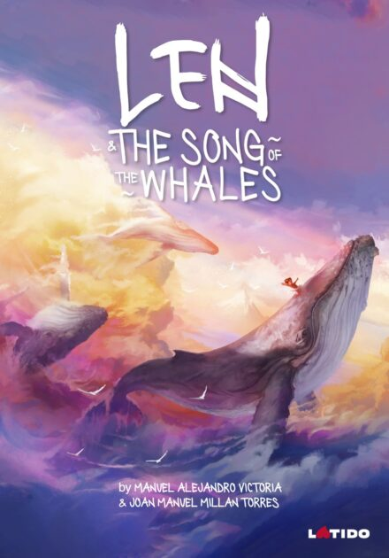 LEN AND THE SONG OF THE WHALES
