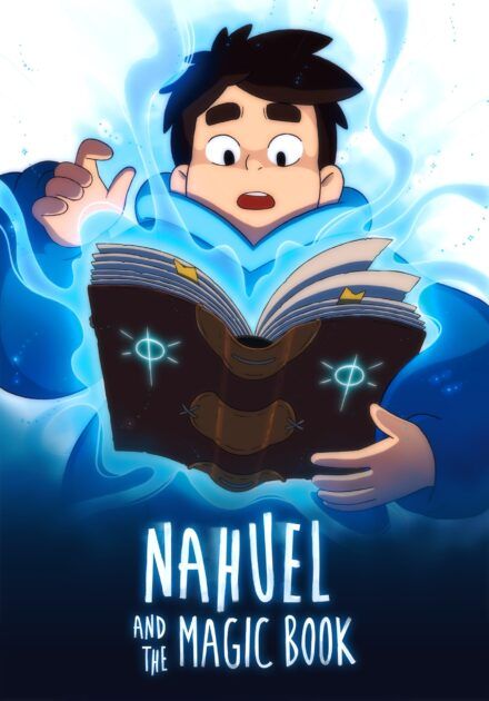 NAHUEL AND THE MAGIC BOOK